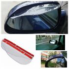 Внешний вид - Car Accessories PVC Rearview Shade Rainproof Mirror Eyebrow Rain Cover