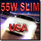 55W SLIM H13 9008 (Hi Halogen / Lo HID) HID Kit For High & Low Beam @