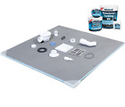 Wet Room Shower Tray Kit 20mm all Sizes Linear Kits Square Rectangle Slim