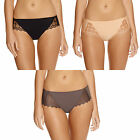 Fantasie Lingerie Eclipse Short/Knickers Black/Nude/Ombre 9006 NEW