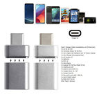 Type C Female To Male Charging Magnetic Converter Adapter For Samsung S8 LG G6