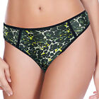 Freya Lingerie Pin Up Brief/Knickers Black 5096 NEW