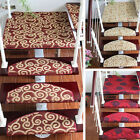 Pop Stair Mat European Stair Treads Carpet Anti-Slip Step Rug Home Decor 1PC
