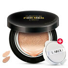 Men Air Cushion With Replace BB Cream Concealer Foundation Natural Face Makeup T