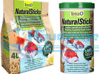 Tetra Pond Natural Sticks 1L 4L  POND FISH KOI *FREE postage