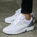 adidas Originals Womens ZX Flux Trainers White/Black