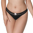 Curvy Kate Cabaret Thong/Knickers Black/Blush 5102 NEW Select Size