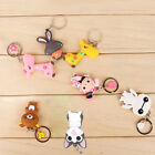 Cute Cartoon Keyring Charm Pendant Bag Purse Key Chain Ring Keychain Lovers Gift
