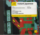 Teach Yourself Instant Japanese CD Audio Language Learning Course Holiday Basics
