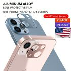 Iphone 7/ 7P 8/ 8P Metal Rearmost Camera Lens Protector Ring Cover *** US Seller***
