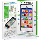 Y-PHONE Children kids Toy Phone Educational Learning iPhone Toy UK Seller