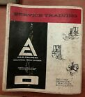 Allis-Chalmer Reference Manual for 703 PWM Electronis Control System