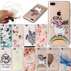 Back Pattern Soft TPU Silicone Ultra Thin Case Cover Skin For Various Phone