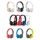 New Beats Solo2 Solo 2 Wireless On Ear Headphones Black Red Blue Yellow Gold
