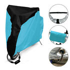 Waterproof Nylon Bicycle Cycle Bike Cover Outdoor Rain Dust Protector Storage