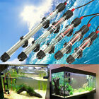 25/50/100/200/300W Aquarium Submersible Fish Tank Adjustable Water Heater Rod HK