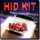 H13 9008 DUAL BEAM (Hi Halogen/Lo HID) HID Headlight Kit 43K 6K 8K 10K @