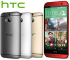 HTC One M8 32GB Dual Camera 32GB 2GB Unlocked 4G LTE Android Smartphone -6 Color