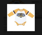 Fast Ship! Wrangler All Around Baby-Buffalo Bill's Rodeo Show bodysuit PQK344M