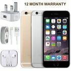 Apple iPhone 6 6s Plus 16gb 64gb 128gb Smartphone Unlocked Vodafone EE O2 Mobile