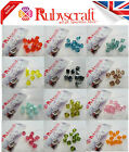 6pcs Swarovski Crystal Beads 5301 Bicone 8mm - Choose the colour