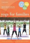 Yoga For Families: Have Fun Connect With Your Kids Workout (DVD 2008) NEW SEALED