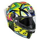 AGV Pista GP R Carbon Soleluna Mens Street Riding DOT Motorcycle Helmets cheap