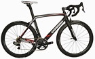 STRADALLI AR7 ROAD BICYCLE BIKE SRAM RED ETAP FSA KFORCE CARBON AERO WHEELSET