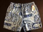 New Men Blue Quiksilver Waterman Cypress Volley Swim Board Shorts Size S-XXL