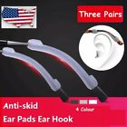 Silicone Invisible Anti- Slip and Anti- Skid Ear Hook Ear Pads For Eyeglasses