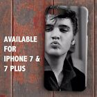 elvis presley kiss for iPhone 7 & 7 Plus Case Cover