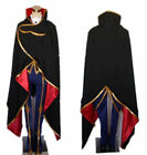 Code Geass Lelouch of the Rebellion ZERO Cso Cosplay Costume