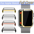 Full Body Cover Snap On Case+Screen Protector For Apple Watch Series 2/1 US