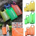 2L-20L PVC Waterproof Dry Bag Sack for Canoe Floating Boating Kayaking Fishing