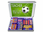 Personalised TEACHER YOU ARE BACK OF THE NET Gift Hamper Sports Football Soccer