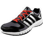 Adidas Mens Galaxy Running Shoes Gym Fitness Trainers Black *AUTHENTIC*