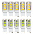 Ceramic G9 5W LED Bulb 51SMD 2835 Capsule replace Halogen Warm / Cool AC220-240V