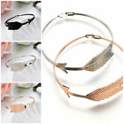 New Women Girl Retro Jewelry Copper Bangle Arrow Bracelet Party Girlfriend