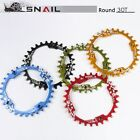 SNAIL 30T MTB Bike Single Narrow Wide Round Chainring Chain Ring BCD 104mm 38g