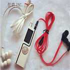 New Couple Dual Headphone Jack U Disk Card MP3 Player 2 in 1 With Screen DB S