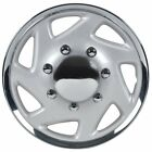 Premium 16 Inch Hubcaps for Ford Trucks Wheel Covers-Silver & Chrom | GMC Canyon