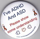 ADHD Awareness, I have ADHD and ASD please show some understanding