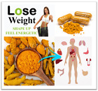 Turmeric Capsules 720mg - Curcumin Tumeric Weight Loss All Natural 100% Organic