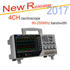 HANTEK DSO4XX4B SERIES 4CH 80-250MHz BANDWIDTH DIGISTAL STORAGE OSCILLOSCOPE