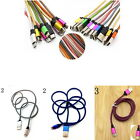 Graceful Braided Cable Wire Charger Data Sync Cable For Ipad Phone Accessories
