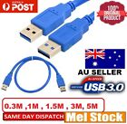 USB 3.0 SuperSpeed Extension Cable Type A Male to Male 0.5M 1.0M 1.5M 3M 5M