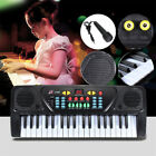 37 Key Electric Piano Portable Keyborad Digital Notes Holder Teaching Function