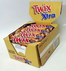 TWIX EXTRA BAR 75g Bars Candy Crunchy Biscuit Caramel Chocolate IN DATE Pick Qty