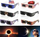 Solar Eclipse Glasses US 2017 Galaxy Edition CE and ISO Standard Viewing 10 Pack