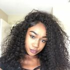 """12""""-22"""" Loose Curly Lace Front/Full Lace Human Hair Wig Brazilian Remy Hair wig"""
